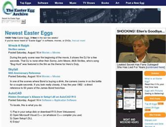 eeggs.com screenshot