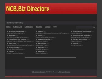 Thumbshot of Ncb.biz