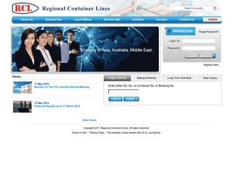 rclgroup.com screenshot