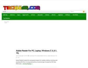 techuism.com screenshot