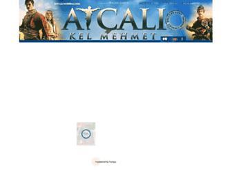 cinedergi.com screenshot