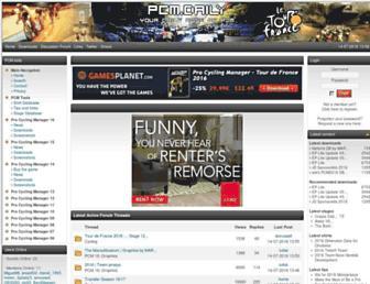 pcmdaily.com screenshot