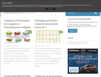 imageneseducativas.com screenshot