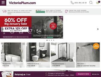 victoriaplum.com screenshot