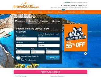 Thumbshot of Itravel2000.com