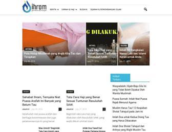 media.ihram.asia screenshot
