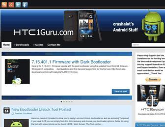 Thumbshot of Htc1guru.com