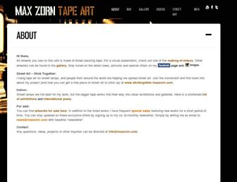Thumbshot of Maxzorn.com