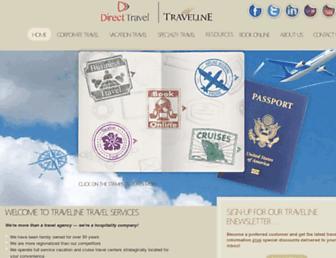 traveline.com screenshot
