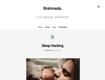 brahmasta.com screenshot