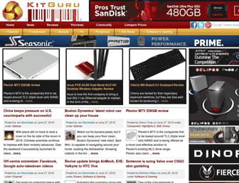 Thumbshot of Kitguru.net