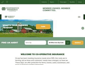 co-opinsurance.com screenshot