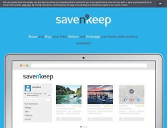Thumbshot of Savenkeep.com