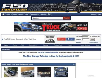 Thumbshot of F150forum.com