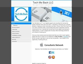 techmeback.com screenshot