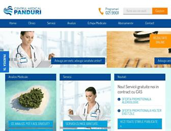 cmpanduri.ro screenshot
