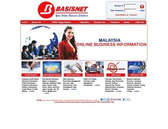 basisnet.com.my screenshot