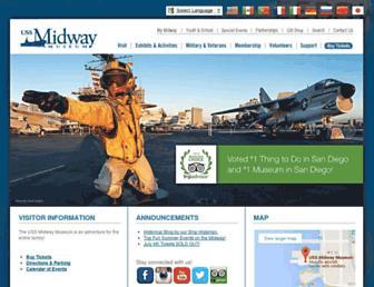 midway.org screenshot