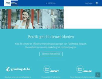 info.goudengids.be screenshot