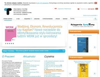 Thumbshot of Practest.com.pl