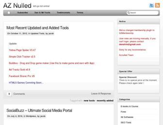 Thumbshot of Aznulled.com