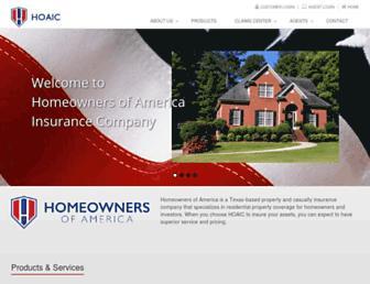 hoaic.com screenshot