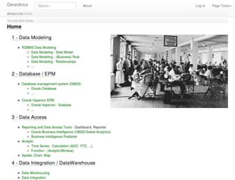gerardnico.com screenshot