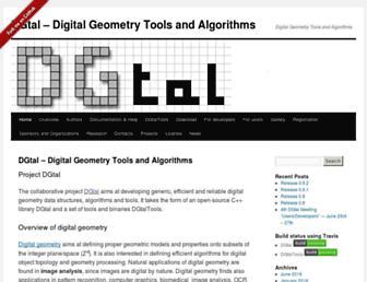 dgtal.org screenshot