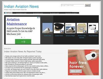 indianaviationnews.net screenshot