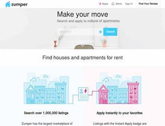 zumper.com screenshot