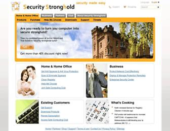 securitystronghold.com screenshot