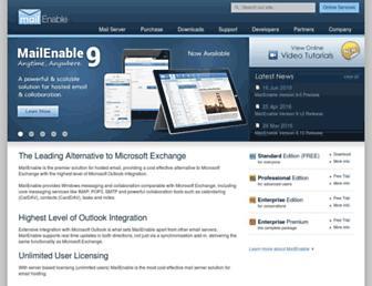 Thumbshot of Mailenable.com
