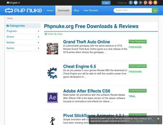 2ad7-downloads.phpnuke.org screenshot