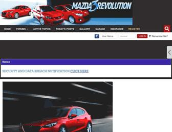 Thumbshot of Mazda3revolution.com