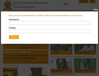 zodml.org screenshot