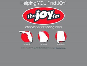 Thumbshot of Thejoyfm.com