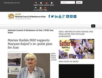 Thumbshot of Ncr-iran.org