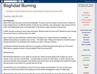 riverbendblog.blogspot.com screenshot
