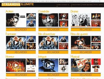 Thumbshot of Streaming-illimite.net