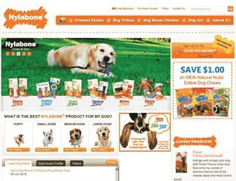 Thumbshot of Nylabone.com