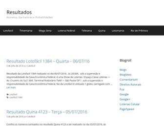 lotofacil.showdalotofacil.com screenshot