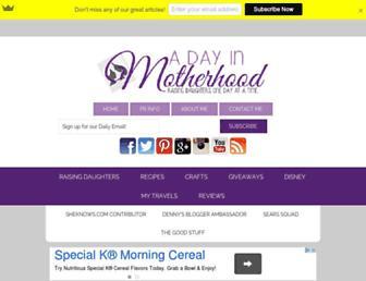 Thumbshot of Adayinmotherhood.com