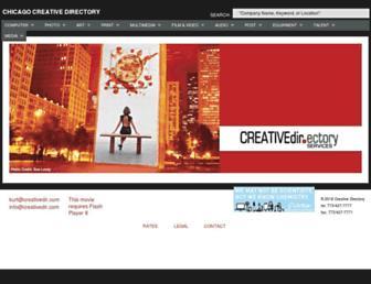 creativedir.com screenshot