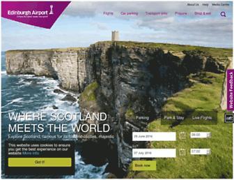 Thumbshot of Edinburghairport.com