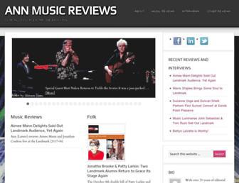 annreviews.com screenshot