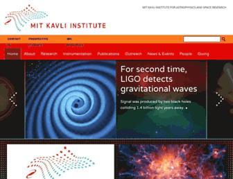 space.mit.edu screenshot
