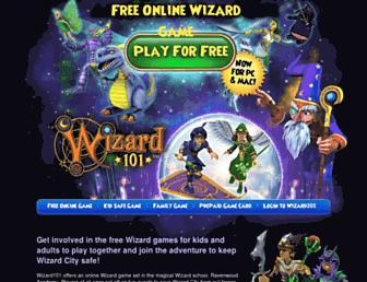 Thumbshot of Wizard101.com