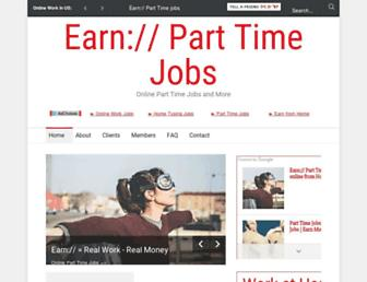 Thumbshot of Earnparttimejobs.com
