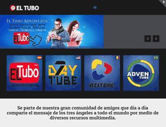eltuboadventista.com screenshot