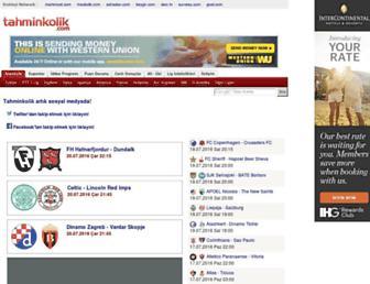 iddaa.tahminkolik.com screenshot
